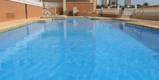 Three bedroom apartment in Luz Bahía – Reduced price!