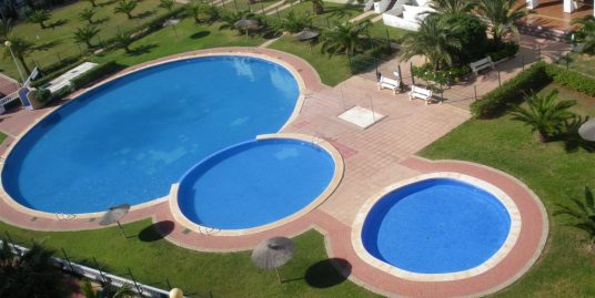 Duplex Apartment In Tomas Maestre Marina