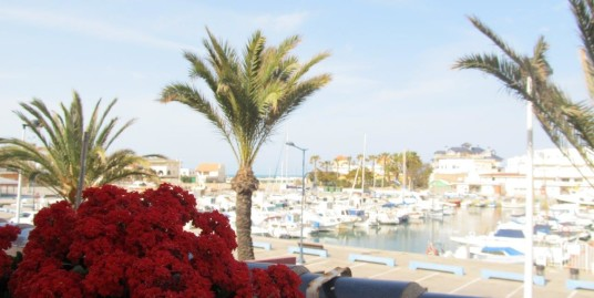 Refurbished apartment in Cabo de Palos