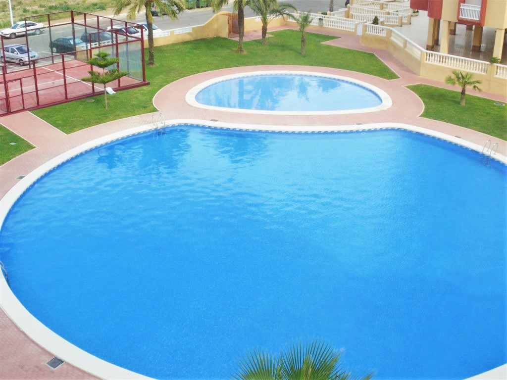 3 bedroom apartment in Los Miradores del Puerto
