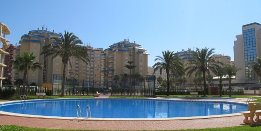 Spacious 3 bedroom apartment in Los Miradores del Puerto