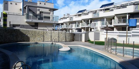 Brand new apartment in Las Drizas, Cabo de Palos