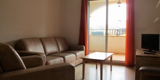 Bargain two bedroom in Ribera Golf, La Unión
