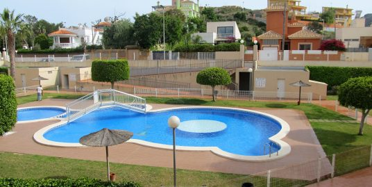 Two-bedroom apartment in Cala Flores