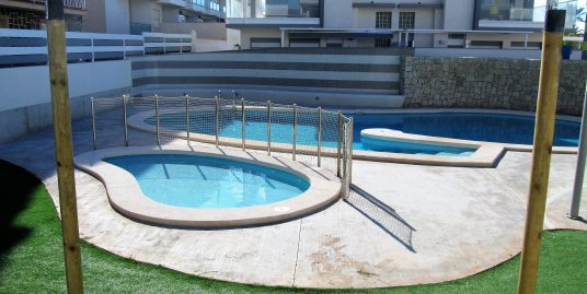 New modern two bedroom in Cabo de Palos