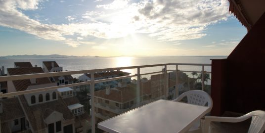 Lovely one-bedroom apartment in Las Góndolas with stunning views!