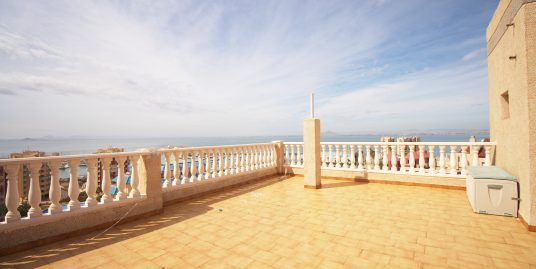 Bright refurbished one bedroom penthouse in Oasis