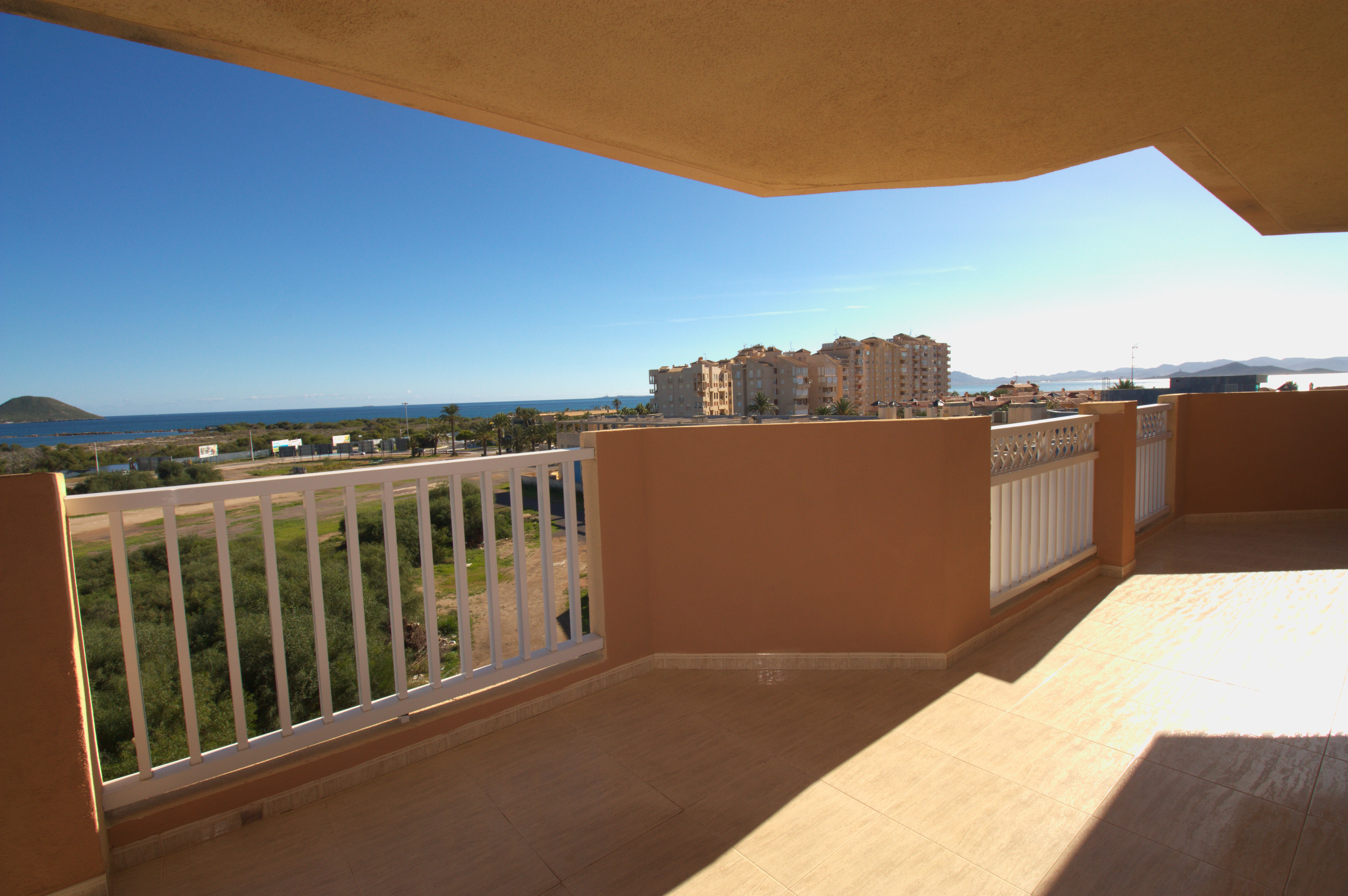 Spacious three-bedroom property located in the heart of La Manga