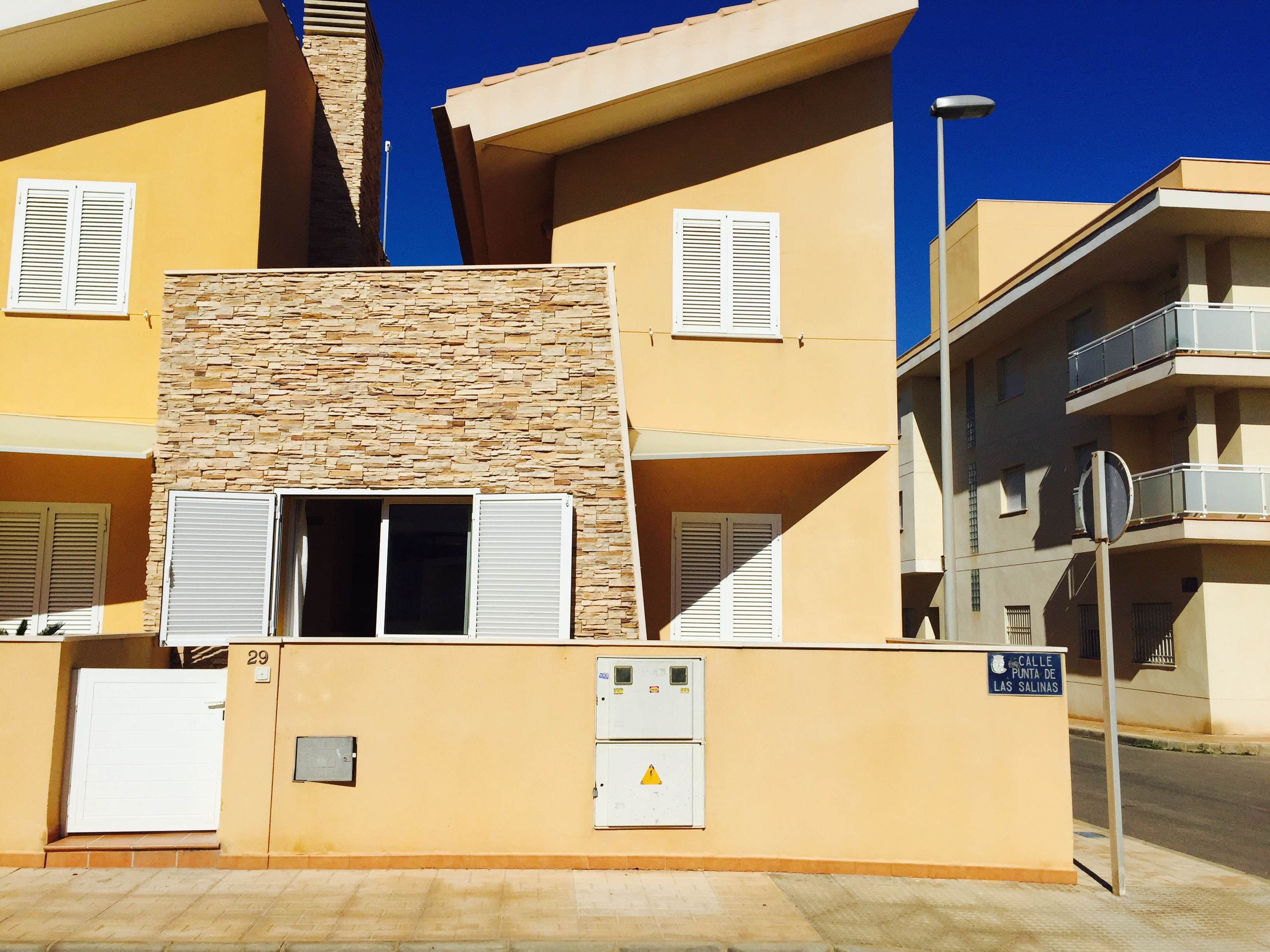 3 bedroom duplex in Cabo de Palos