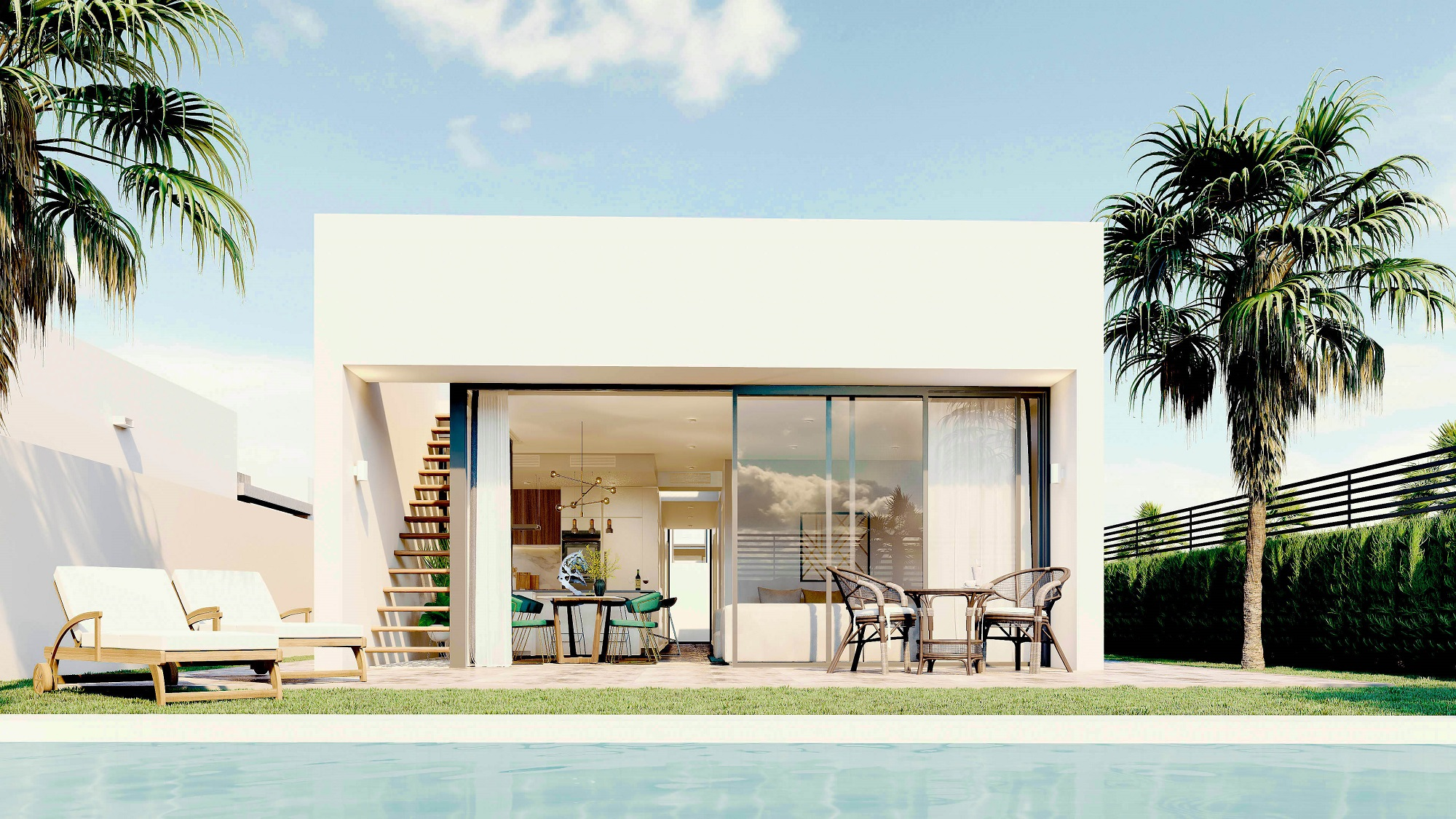 New Villas in Mar de Cristal