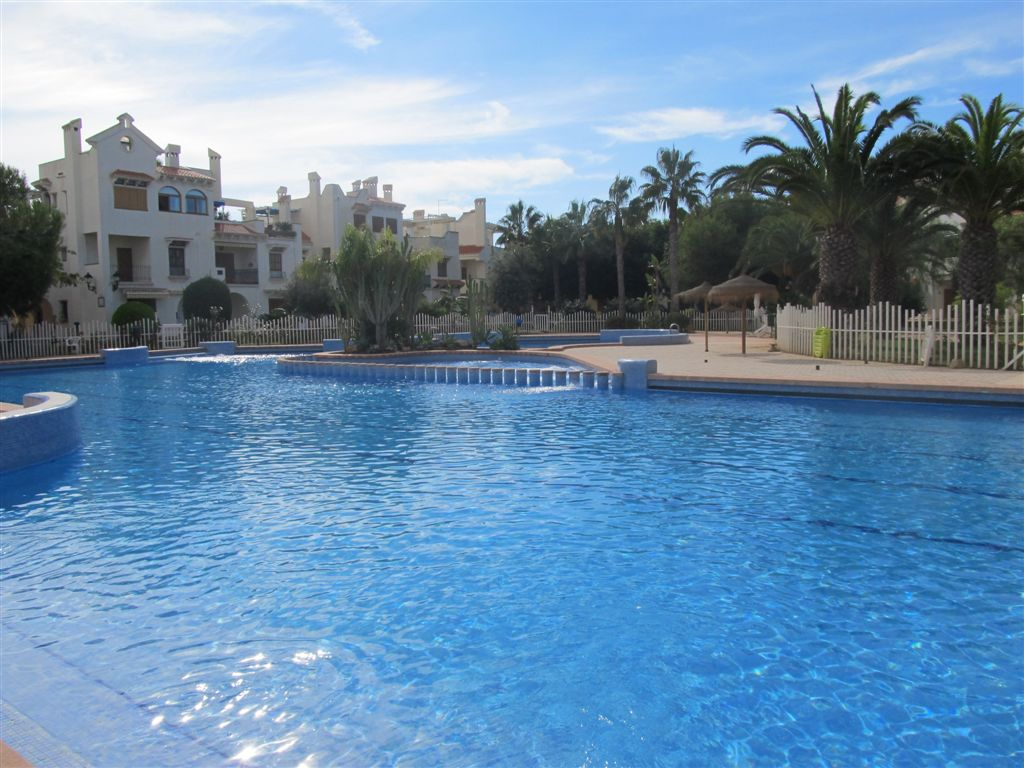 Lovely two bedroom two bathroom in the heart of Cabo de Palos