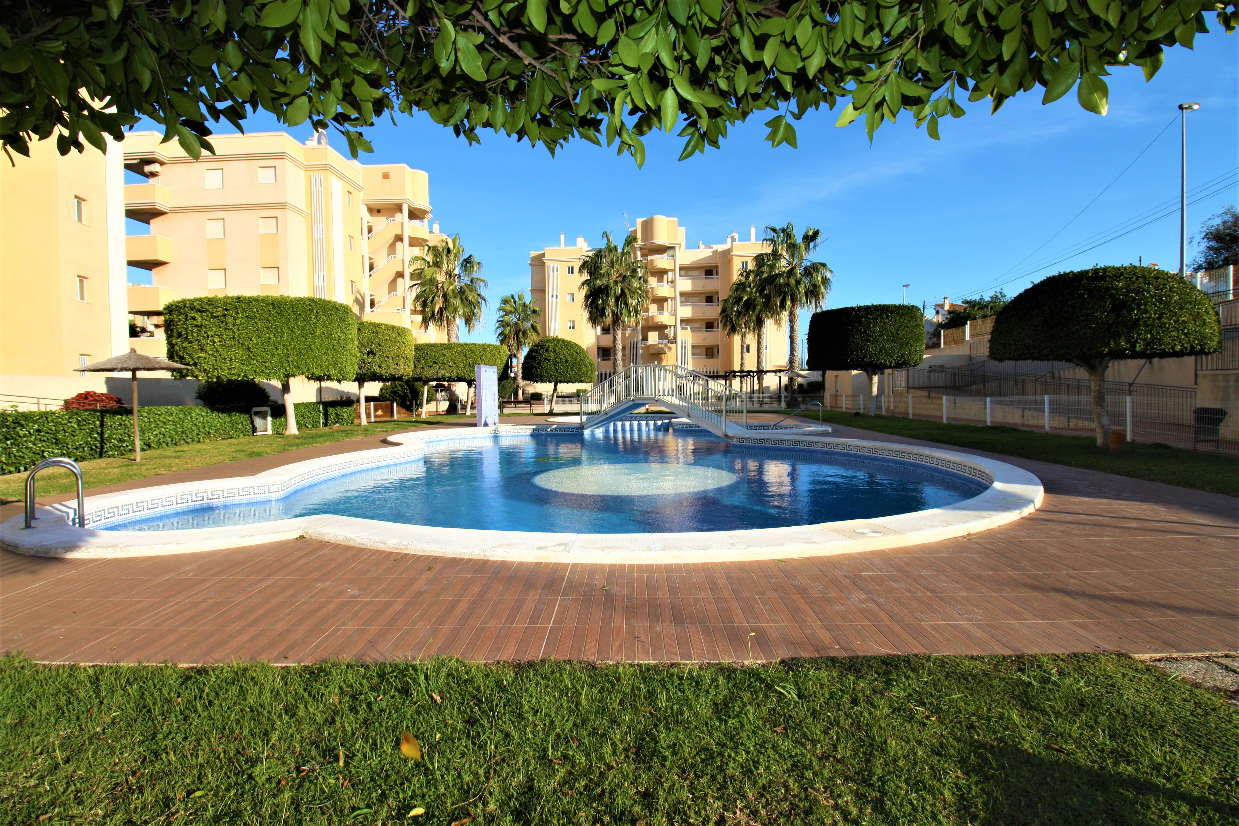 Penthouse with roof terrace in Cala Flores
