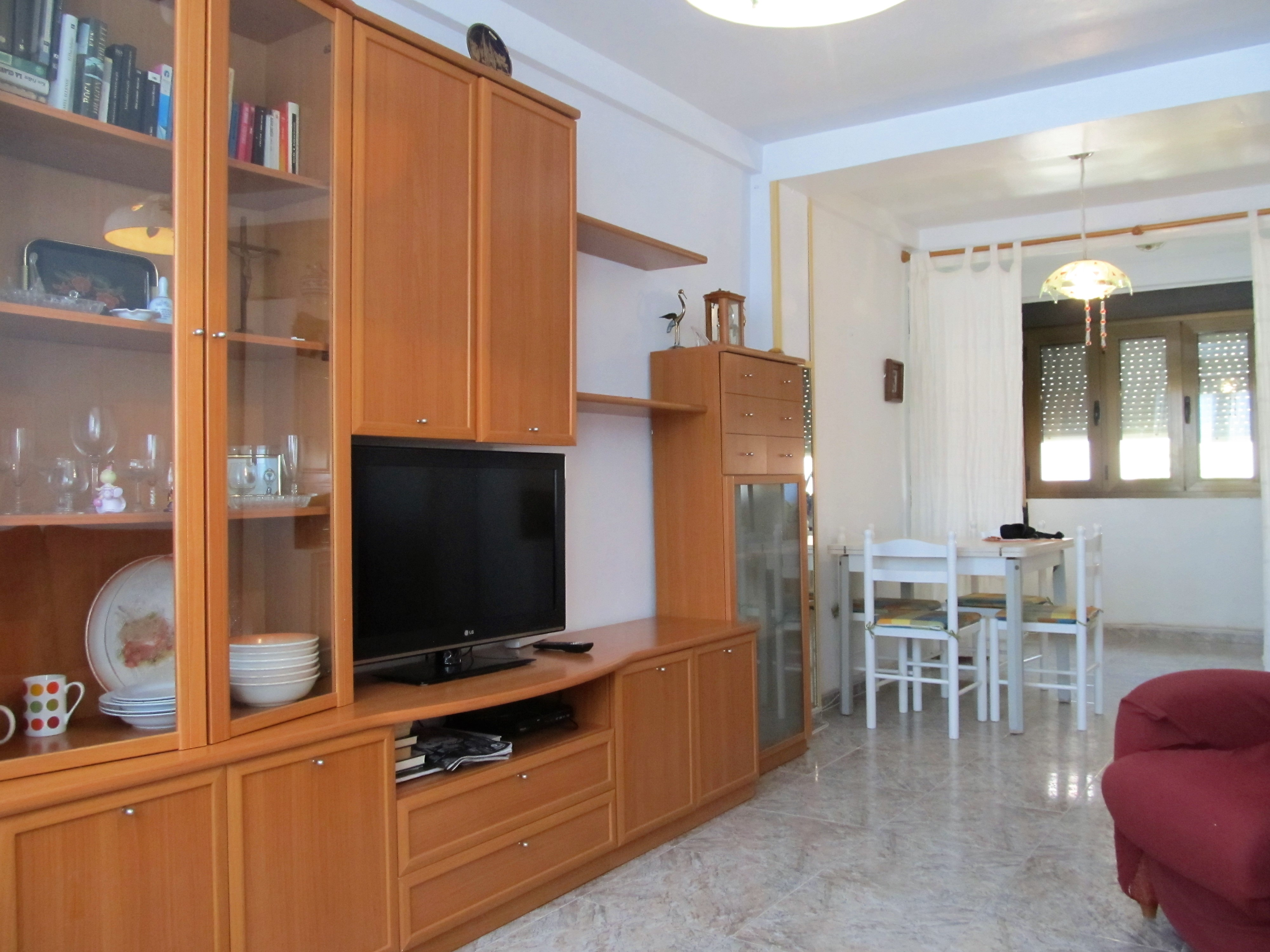 Two-bedroom apartment in Plaza Bohemia
