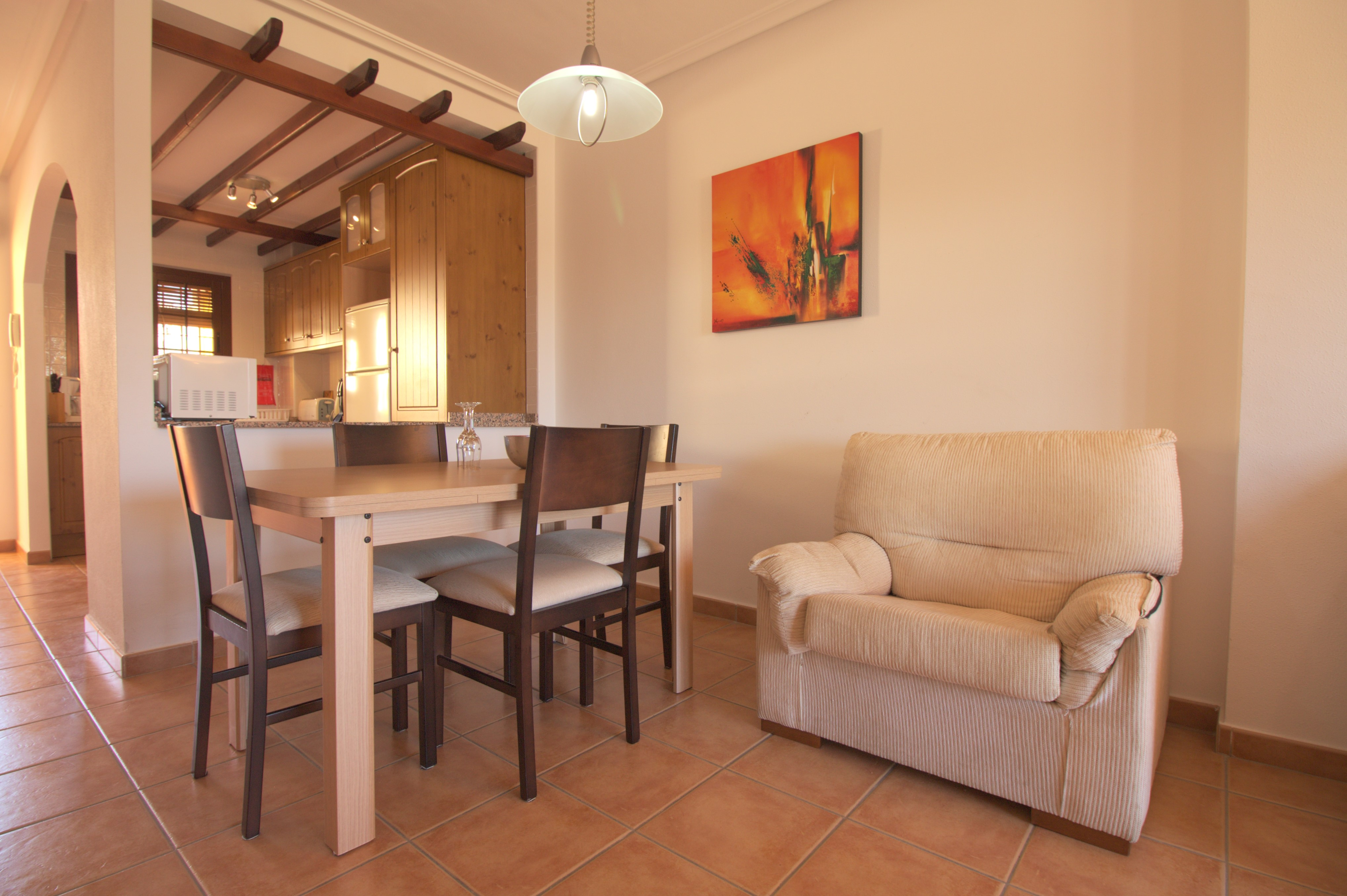 Beautiful apartment in Señorio de Roda, Los Alcázares