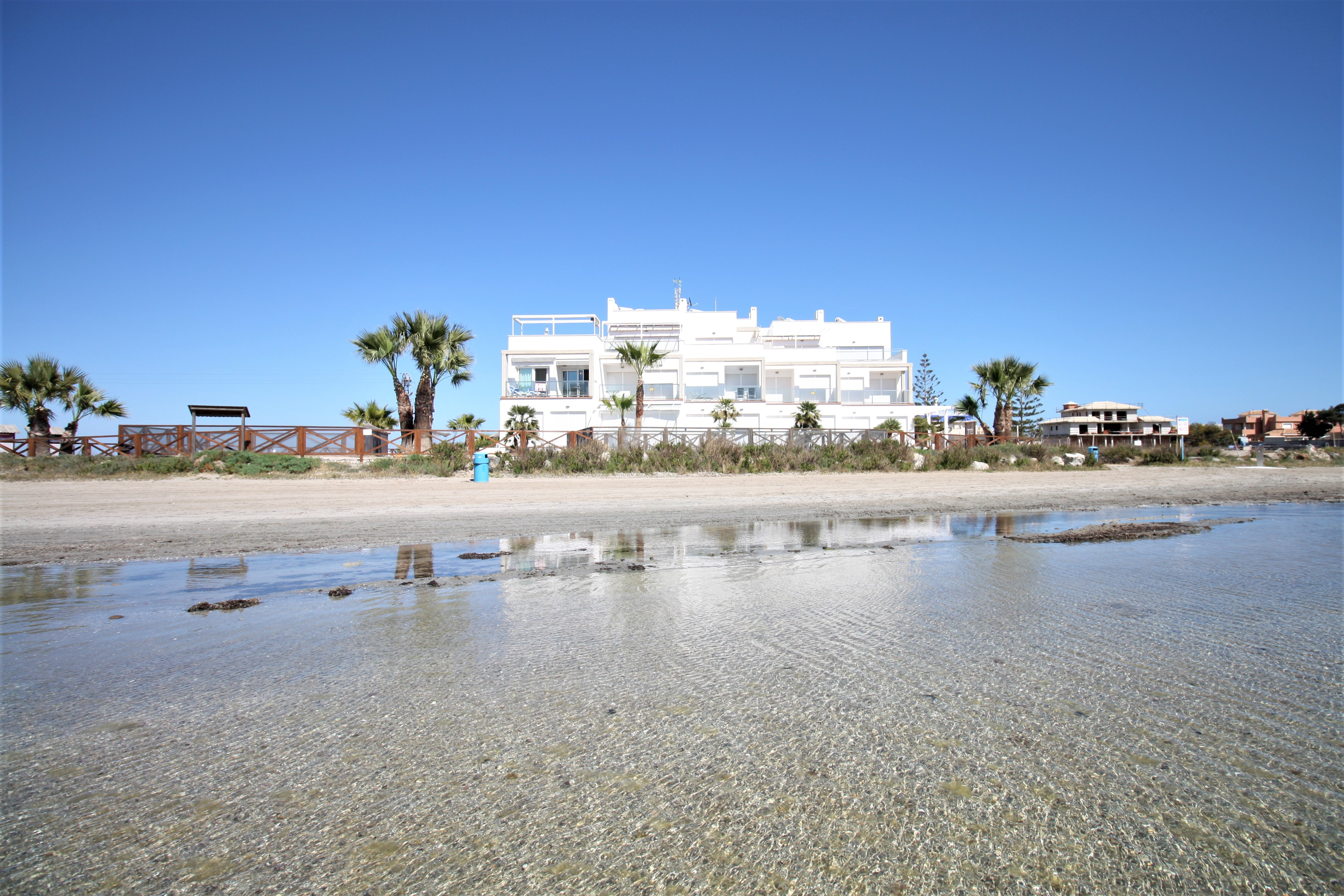 Apartamento frontal al Mar Menor
