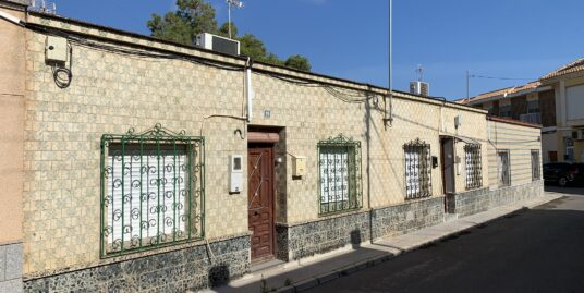 Traditional house in Los Belones