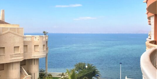 Lovely apartment in Mares II, with Mar Menor sea views
