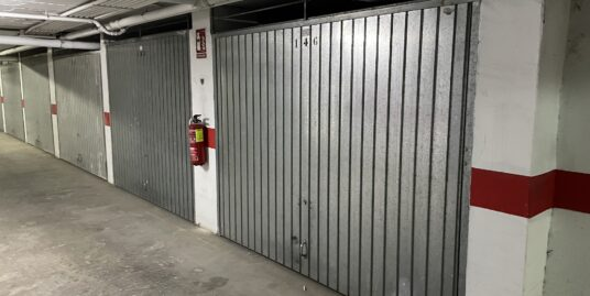 For rent parking space in Tomas Maestre Marina