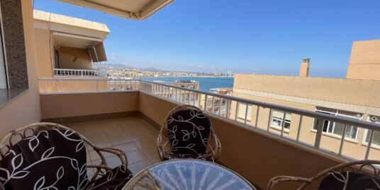 2 Bed Cabo de Palos Apartment with Med, Mar Menor & Lighthouse Views!